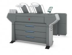 Цветные инженерные системы OCE ColorWave